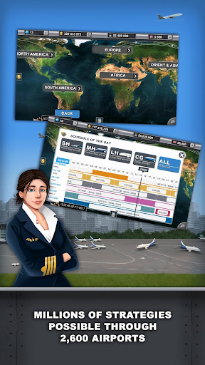 Airlines Manager - Tycoon 2018  screenshots 3