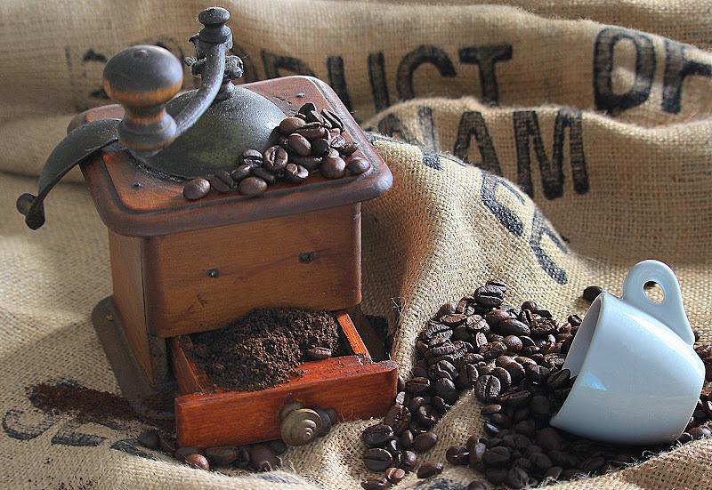 Per fare un buon caffè di Naldina Fornasari