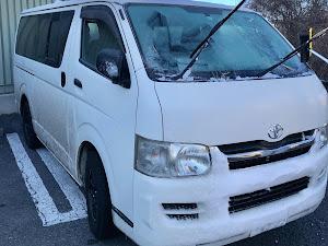 ハイエース  1型SGL.-D-4WDのカスタム事例画像 isam【cresties】さんの2021年02月20日23:01の投稿