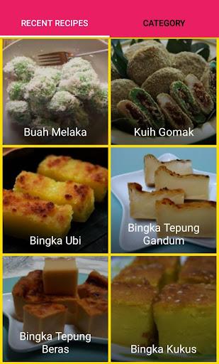 Resepi Kuih Muih Melayu App Report On Mobile Action App