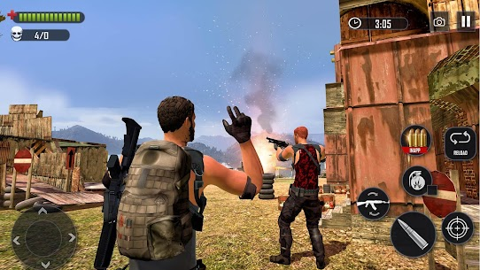 Battleground Fire : Free Shooting Games 2019 4