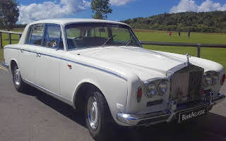 Rolls-Royce Silver Shadow Rent Auckland