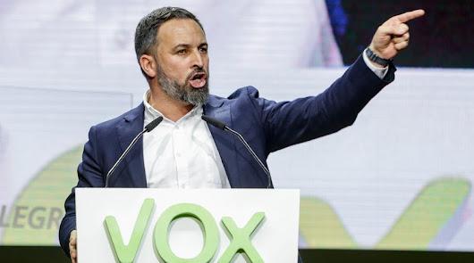 """Vox acusa al Gobierno de firmar """"su alianza con ETA"""" tras el acuerdo con Bildu"""