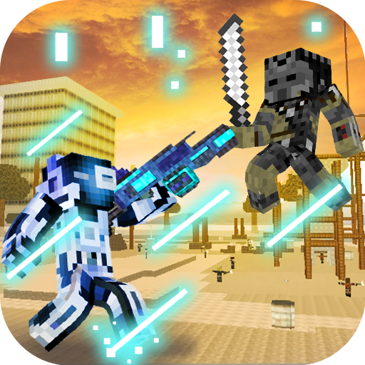 Block Gun 3D Battle Royale (game)