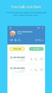 QuickCall Free Calling App- screenshot thumbnail