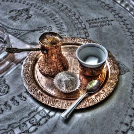 turkish coffe by Elvedin Himzic - Food & Drink Alcohol & Drinks
