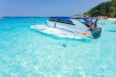 Similan Islands Snorkel Tour by SeaStar Andaman from Khao Lak