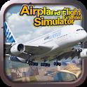 3D Plane Flight Fly Simulator icon