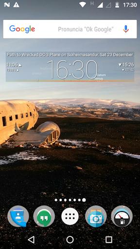 Astro Clock Widget 0.0.97-5 androidtablet.us 2