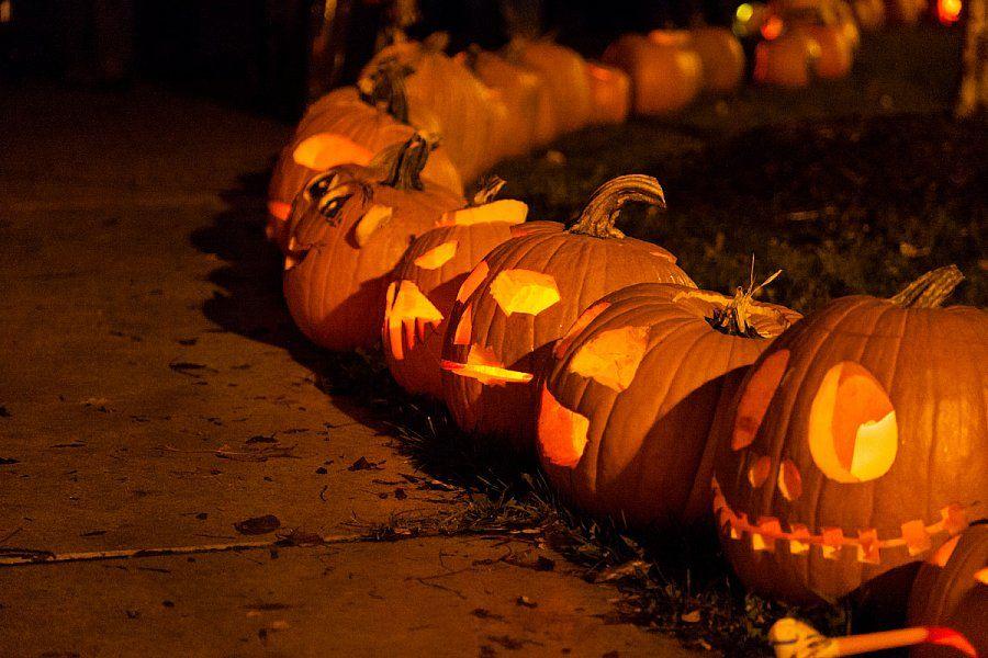 Stratford's Pumpkin Trail - November 1 Pumpkin Parade