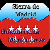 Madrid Guadarrama Manzanares