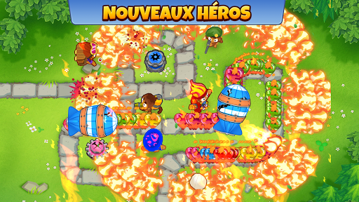Télécharger Gratuit Bloons TD 6 mod apk screenshots 2