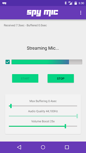 Spy Mic for Android Wear