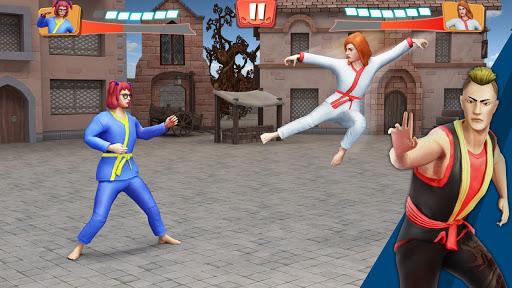 Tag Team Karate Fighting Tiger: World Kung Fu King screenshots 3
