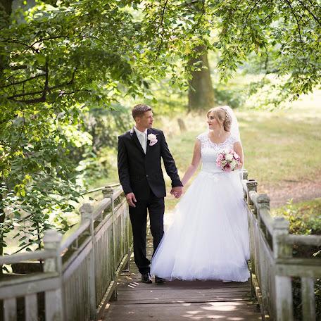 Wedding photographer Kateřina Vlhová (katerinavlhova). Photo of 07.11.2017