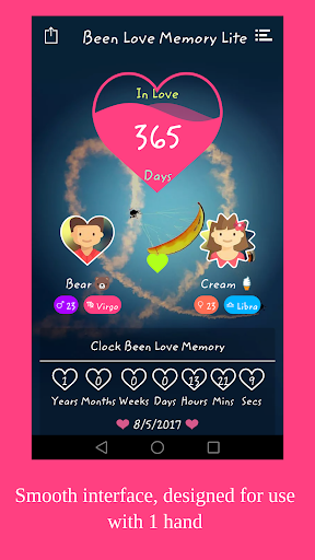 Been Love Memory Lite - Love Counter Lite 2019 1.1.2 Apk for Android 3