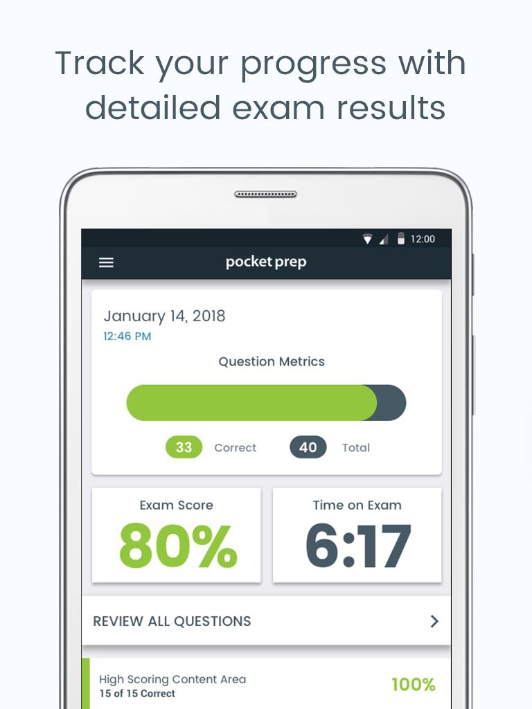 NASM CPT Pocket Prep Screenshot 10