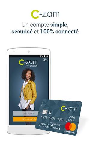 C-zam Android App Screenshot