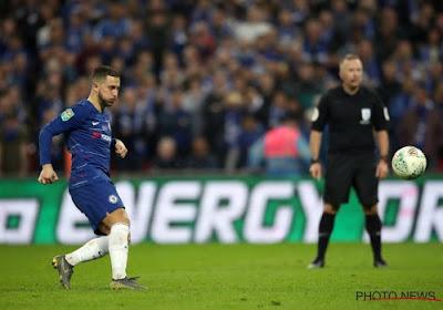 """Un analyste irlandais dézingue Hazard: """"Sa panenka était au bord du ridicule"""""""