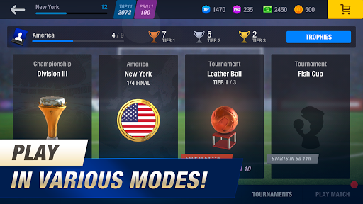 11x11: Soccer Club Manager 1.0.8420 Screenshots 5