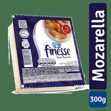Queso ALPINA Finesse   Fresco Semiduro Semigraso x300g