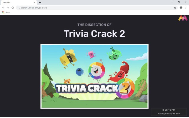 Trivia Crack New Tab & Wallpapers Collection