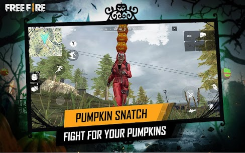 Garena Free Fire: Spooky Night 9