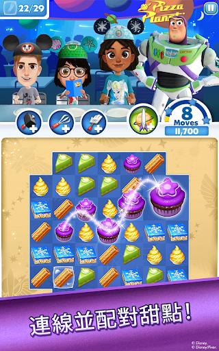 迪士尼夢幻甜點