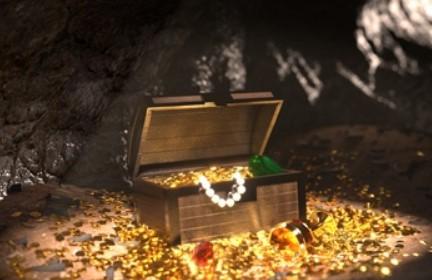 Mơ thấy đào được vàng