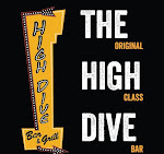 Logo for The High Dive