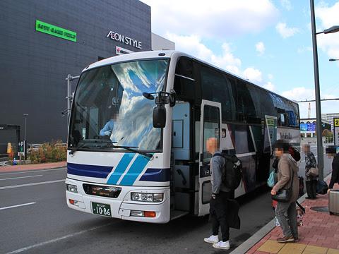 道北バス「ノースライナーみくに号」 1086_105