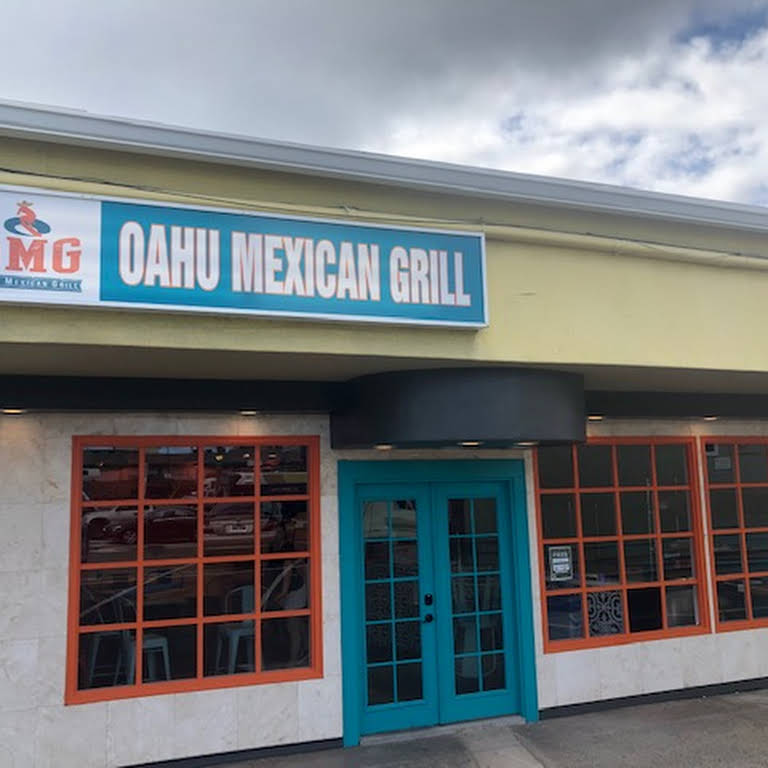 Oahu Mexican Grill Kaimuki