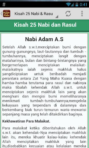Kisah 25 Nabi dan Rasul ss3