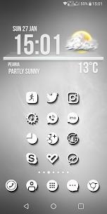 Type4-White Icon Pack 5