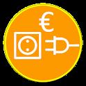 Stromverbrauch Plus icon