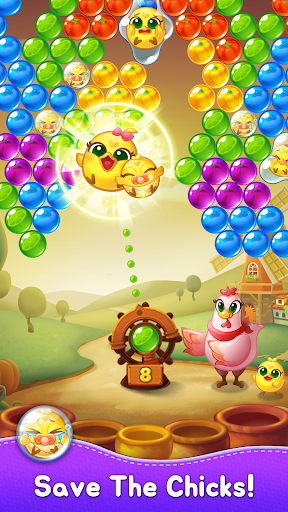 Bubble CoCo : Bubble Shooter 1.8.3.0 screenshots 4