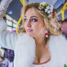 Wedding photographer Vita Marenko (Vitusya). Photo of 12.01.2015
