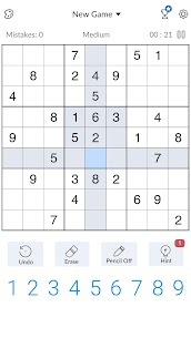Sudoku – Free Classic Sudoku Puzzles 3