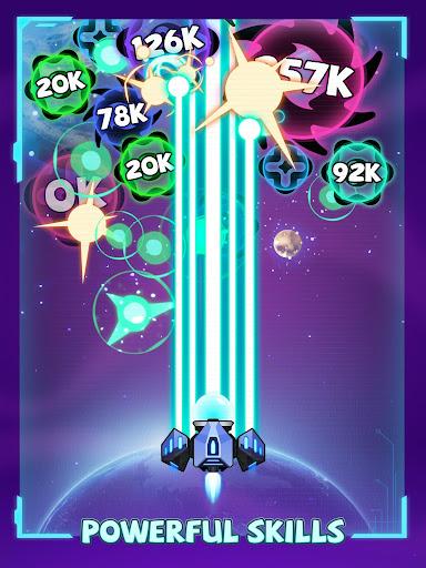 Virus War - Space Shooting Game 1.6.9 screenshots 13