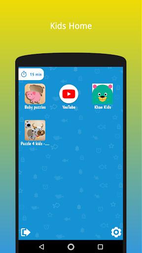 Kids Home (Kids Mode,  Launcher, Parental Control) 3.0 screenshots 2