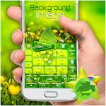 Background Image Keyboard