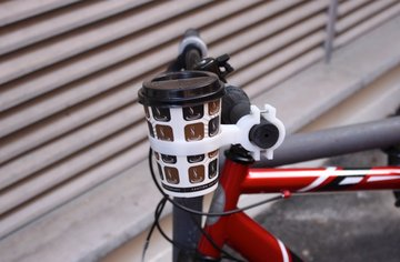 Image of Cool Things to 3D Print: Coffee Bike Holder