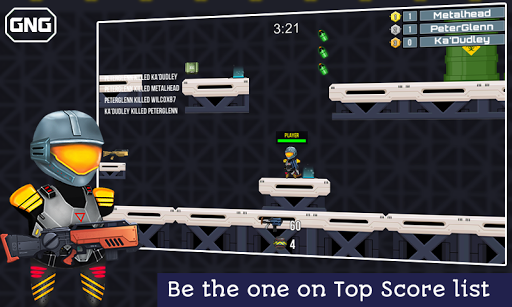 Code Triche Guns 'N' Guys - pvp multiplayer action game APK MOD (Astuce) screenshots 5
