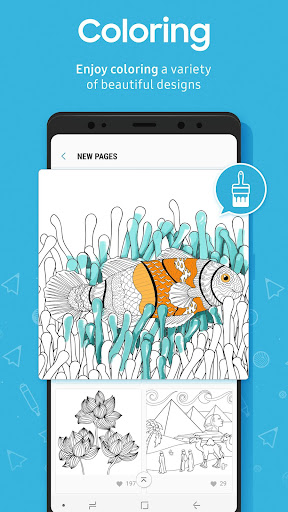 PENUP - Share your drawings 2.9.05.1 screenshots 2