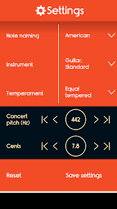 Best Metronome & Pitchfork screenshot 11