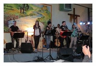 Photo: Praise band