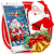 Cute Santa Christmas Theme file APK for Gaming PC/PS3/PS4 Smart TV