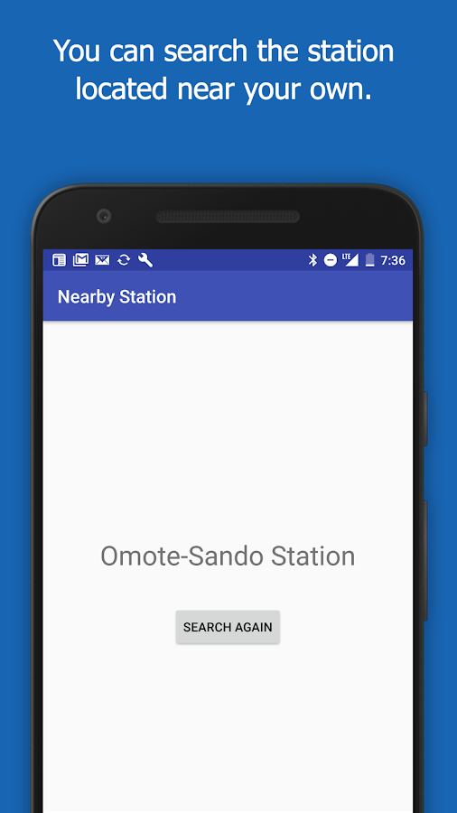 Station Search - Train or Bus- screenshot