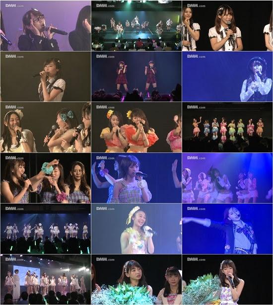 (LIVE)(1080p) AKB48 木崎ゆりあ 卒業公演 & SKE48 「制服の芽」木崎ゆりあ SKE48劇場最終公演 DMM