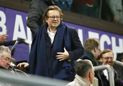 Marc Coucke et Michael Verschueren ont rassuré les supporters mauves